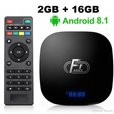 Smart TV приставка Android Box A95X F1 (2Gb/16Gb/Android 8)