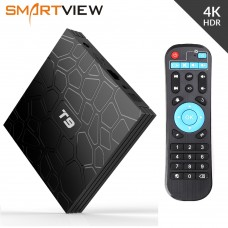 Smart TV приставка Android Box T9 RAM-4GB/ROM-32GB